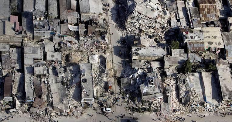 Inilah Gempa Bumi Paling Dahsyat Sepanjang Sejarah
