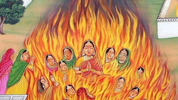 Jauhar, Ritual Wanita India; Bakar Diri Demi Kehormatan