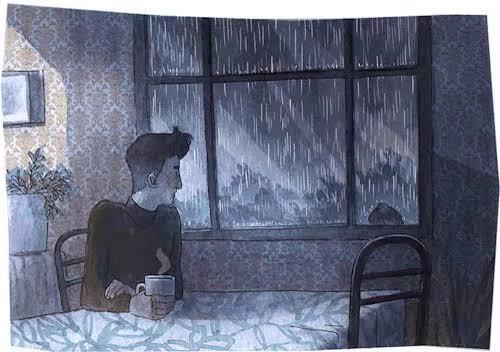 Puisi untuk Mereka Pencinta Aroma Hujan