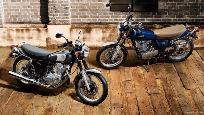 Yamaha Setop Produksi Motor Legendaris SR400