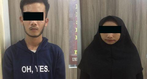 Terlihat Alim dengan Janggut dan Jilbab, Pasutri Muda Ini Ternyata Germo