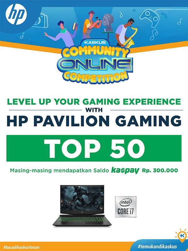 COC edisi spesial HP Pavilion Gaming, The Winner is...?!!