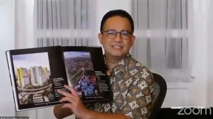 Anies: Jakarta Macet Nggak Betul, Jalanlah Jam 2 Pagi