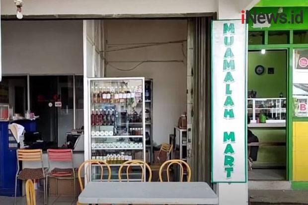Dikaitkan dengan Sistem Khilafah, Pedagang Pasar Muamalah Merasa Dirugikan