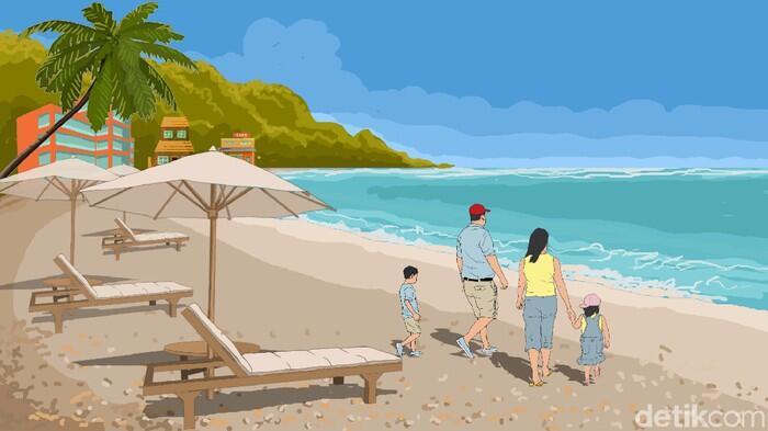 Ini Sosok Perempuan Pembeli Pulau Lantigiang Selayar Seharga Rp 900 Juta