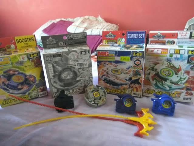 Tamiya, Beyblade, Crush Gear, Mainan Legendaris Anak 2000an Sebelum Era Digital
