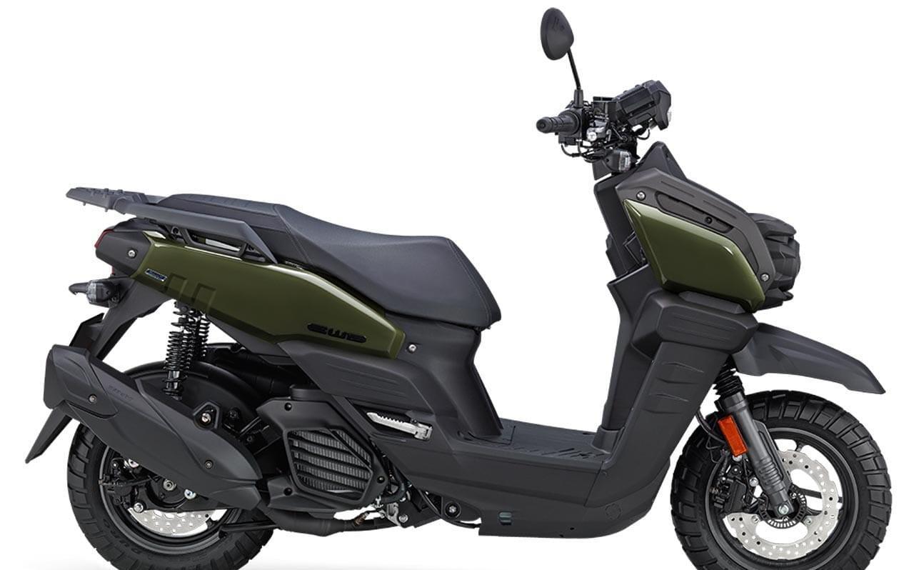 Resmi Yamaha Merilis Advanture BW'S 125 Versi 2021