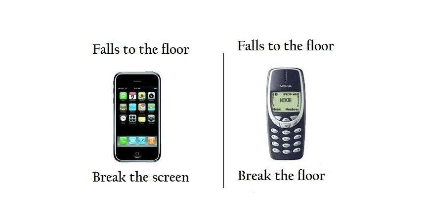 TERUNGKAP ! Benarkah 'NOKIA 3310' Ponsel Terkuat Dan Sulit Dihancurkan ?