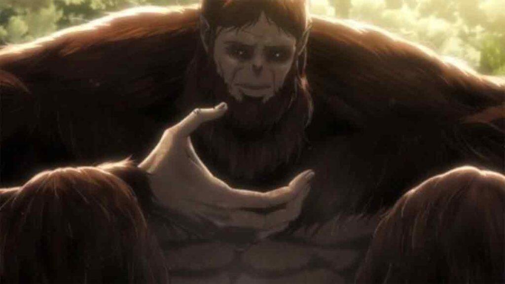 Attack On Titan, Sebuah Makna Kehidupan Bagi Beast Titan!