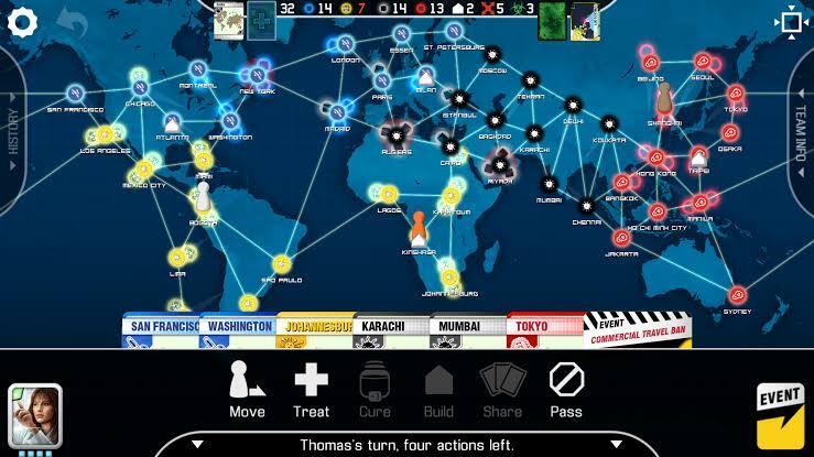 7 Board Games Digital Terbaik dan Terseru di Android, Selain Ludo dan Ular Tangga