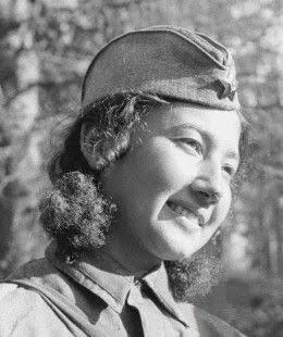 Ziba Ganiyeva, Selebritis Cantik yang Ikut Perang Dunia II Mampu Bunuh 21 Orang, Wow!
