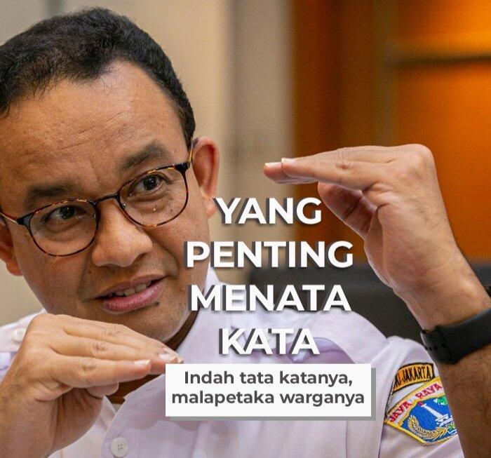 Anies Baswedan Sebut Jakarta Ditargetkan Jadi Kota Berketahanan Iklim 2030