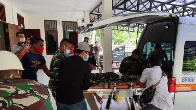 Dor...Dor...! Prajurit TNI Prada Ginanjar Tewas Ditembak di Papua