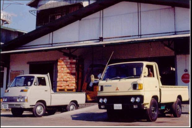 Sejarah Mitsubishi Canter, Truk Sejuta Umat Orang Indonesia