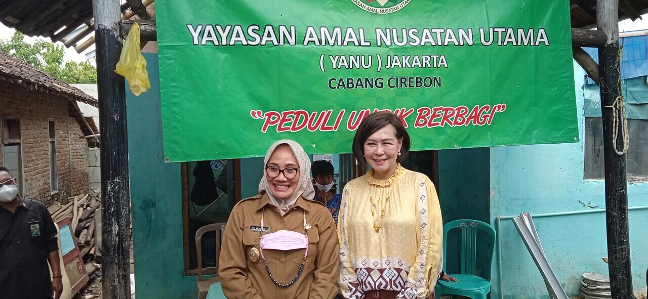 Pemerintah Kota Dan Kabupaten Cirebon Dukung Penuh YANU Bantu Warga Kurang Mampu