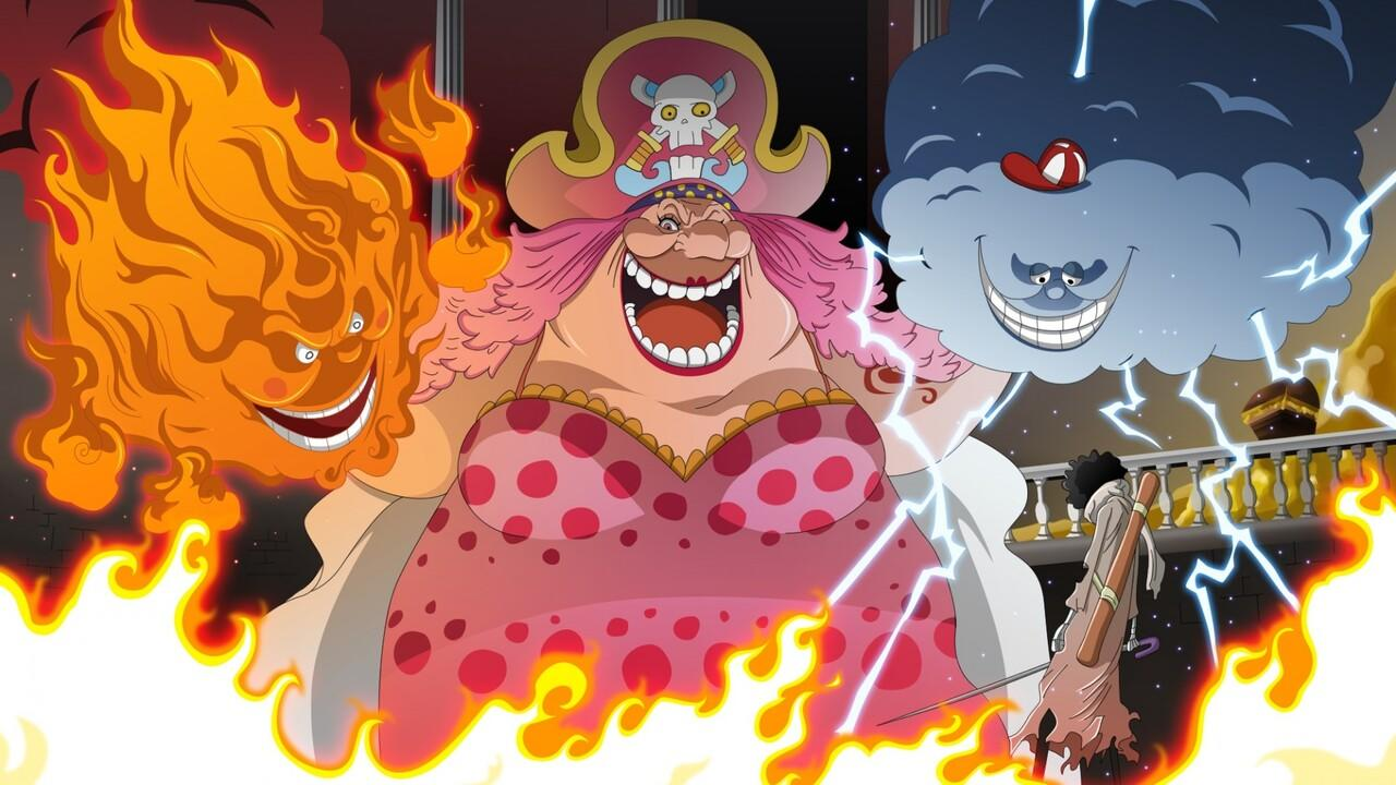One Piece, Beberapa Fakta Menarik Mengenai Big Mom!