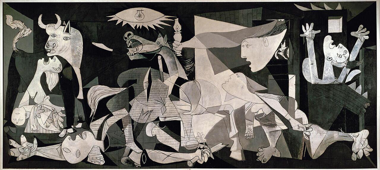 Kiprah Condor Legiun di Perang Saudara Spanyol tahun 1936-1939