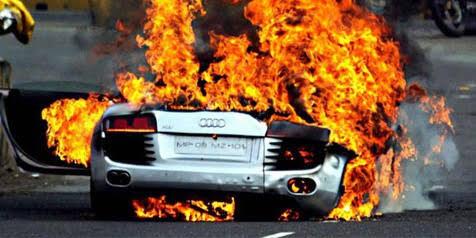 Mobil Mewah Sering Terbakar, Apa Masalahnya?