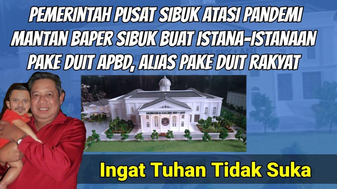 HS Kenang Sosok BJ Habibie: Setelah Lengser Beliau Menjaga Lisan, Sindir JK dan SBY?