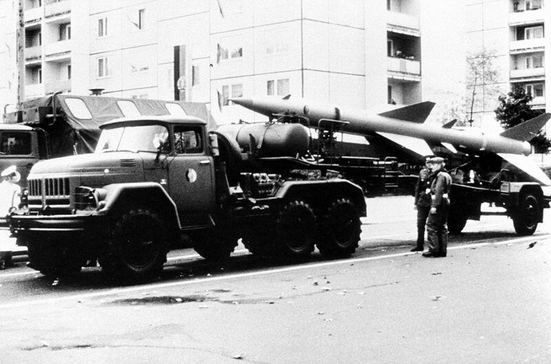 SA-2 Guideline, Rudal Darat ke Udara yang Dipilih Soekarno Sebagai Perisai Ibukota