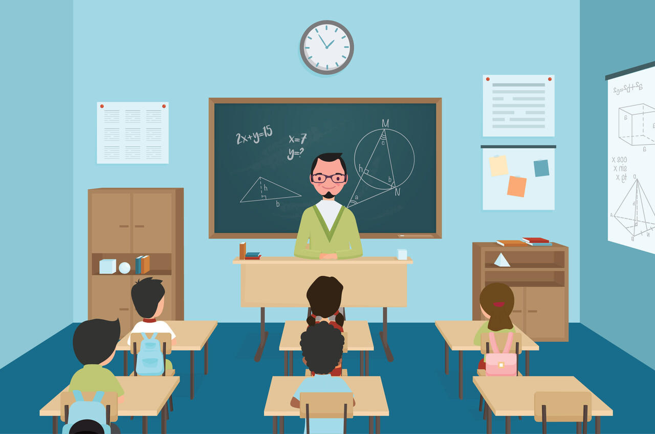 Sisi Buruk Dalam Sekolah, Mungkin Ini Sebabnya!!