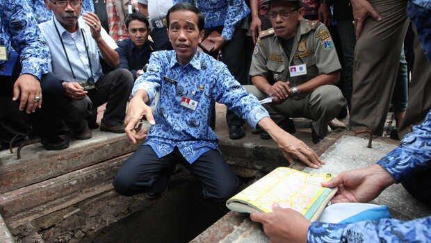 Banjir Jakarta, Nong Andah: Tolong Ya Jangan Lagi Terulang Punya Gubernur Gak Bener