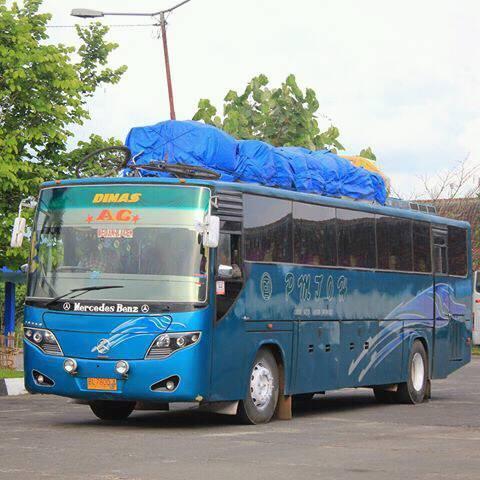 "Mercedes Benz OH 1521, ""Kuler Jahat"" Andalan Bus Lintas Sumatera"
