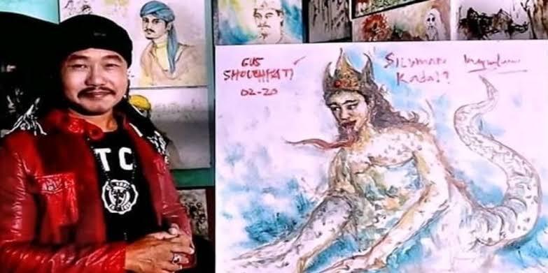 √ Khodam manusia   4 spiritual yang memiliki khodam yang kuat