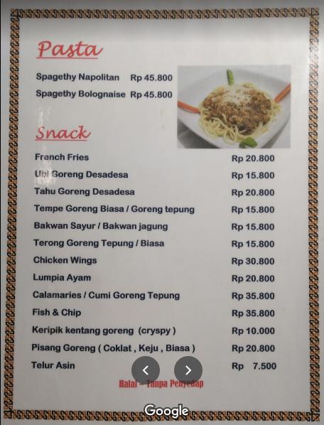 Romantis dan bisa kenyang di Medan? ada, Desadesa Resto namanya. Kuy cobain !