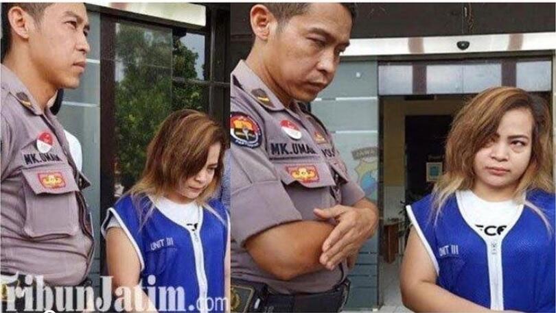 Wanita Ini Nekat Sembunyikan Sabu Di Lubang Kemaluannya! Tetap Ketahuan Polisi Gan!