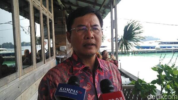 Dilantik Jadi Kadis SDA DKI, Yusmada Bicara Pengendalian Air agar Tak Banjir