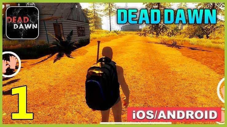 DEAD DAWN-Game Survival Bertahan Hidup