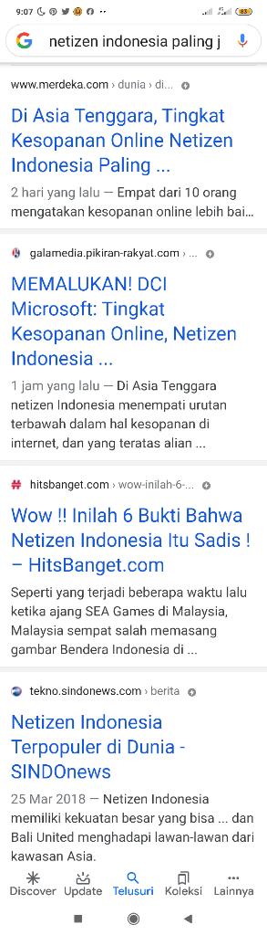 """Netizen +62 Dinilai Paling """"Akhlaqless"""" se-Asia Tenggara? Berikut Pemicunya"""
