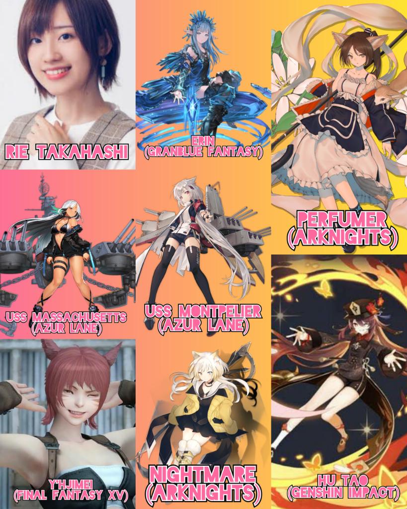 Yuk, Kenalan Sama Rie Takahashi, Seiyuu Megumin di Anime Konosuba