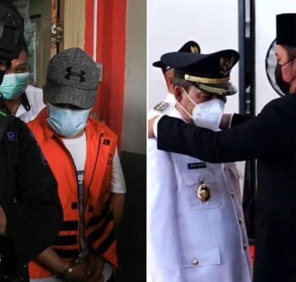 Napi Korupsi Lahan Kuburan Di Lantik Jadi Wakil Bupati OKU? Wonderfull Indonesia Gan!
