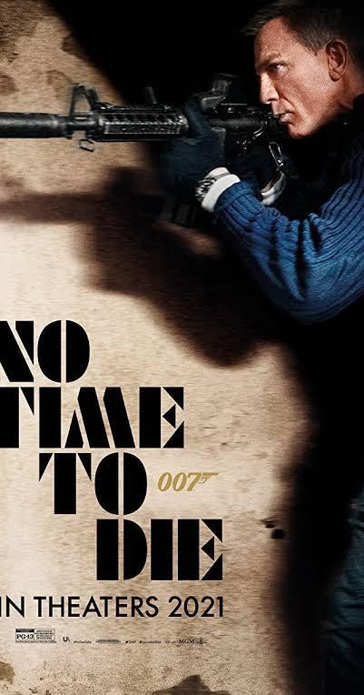 No Time To Die, Termasuk Film yang Agan Tunggu ?