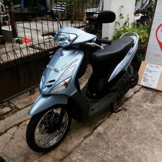 Yamaha Mio Lawas Ikut Tren Restorasi Motor, Matic Lawas yang Lain Kapan ?