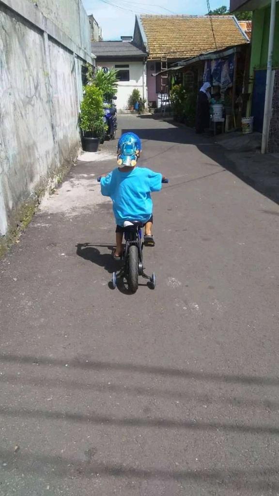 Sepeda Lipat Pilihan Tepat untuk Saya Berkeringat!