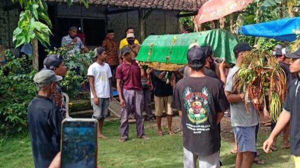 Teroris Penyerang Gereja Lidwina Sleman Meninggal, Dimakamkan di Banyuwangi