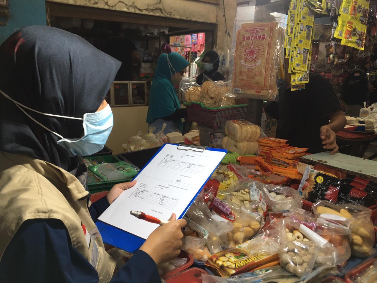 Mie Kuning Berformalin Marak Beredar di Kabupaten Tangerang