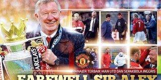 Sir Alex Ferguson, Pelatih Terbaik Sepanjang Masa Versi IFFHS