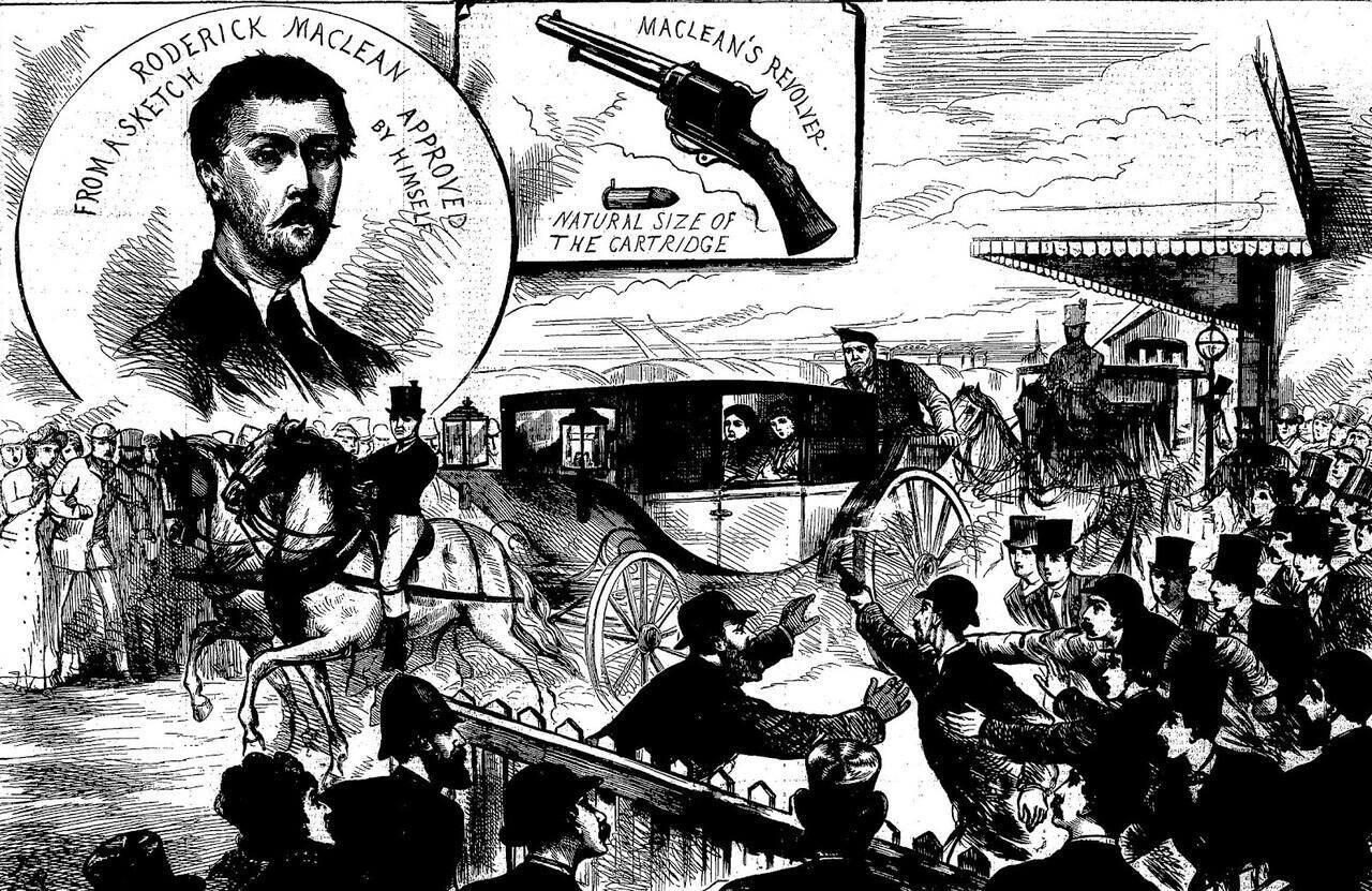"""Roderick Maclean : """"Si Sableng"""" yang Nekat Mencoba Membunuh Ratu Victoria"""