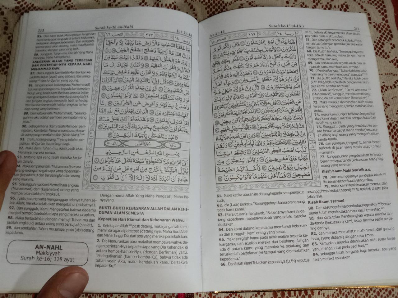 Manfaat-manfaat Membaca Al-Qur'an Selain Sebagai Pedoman Hidup! Kita Wajib Tahu