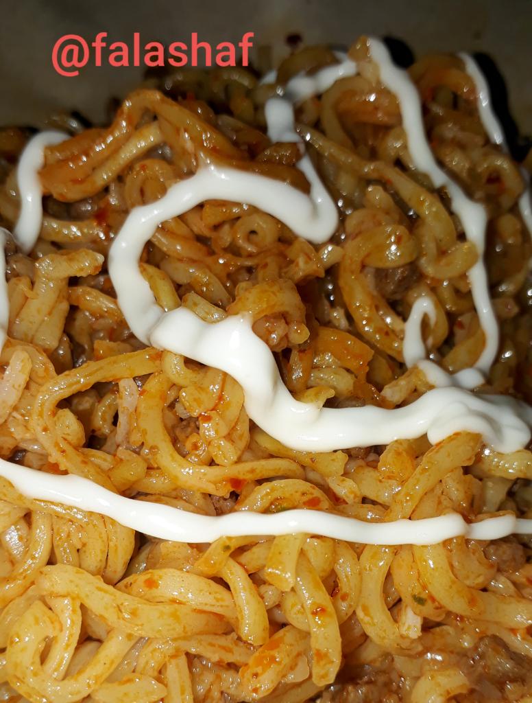 Indomie Varian Baru : Spagetti Bolognice Yang Lezatoss
