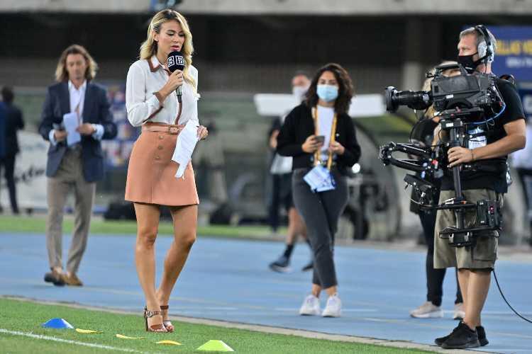 Diletta Leotta, Wartawati Musuh Seluruh Atlet di Dunia