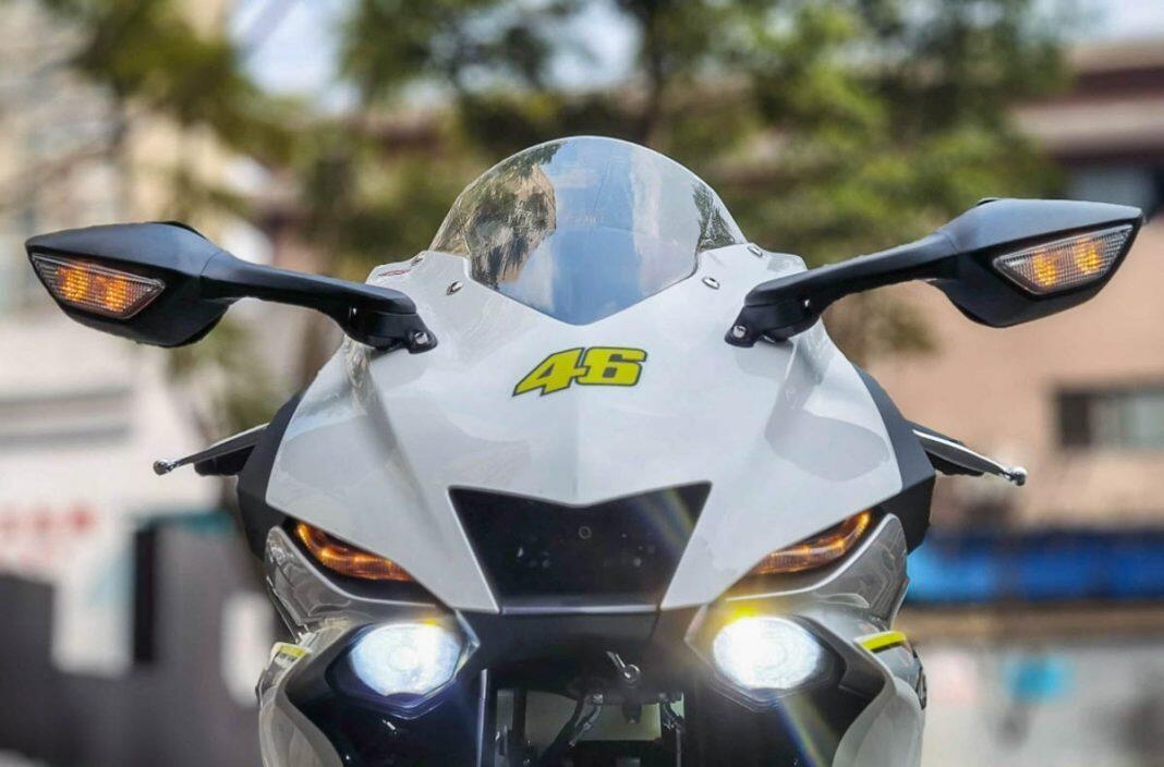 Waduuh, Ada Kembaran Yamaha R6 Asal Tiongkok