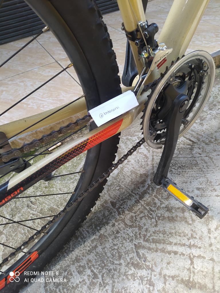 Sepeda Gunung, Sepeda Idaman Saya Untuk Rute Jalan Menanjak