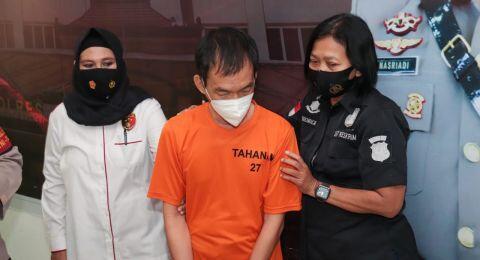 Bos yang Cabuli Karyawati Bank Nangis Dengar Azan di Penjara, Ingin Disunat