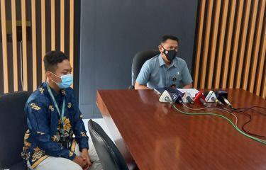 Viral di Medsos Terobos Ring I Istana, Rombongan Sunmori Moge Ditilang