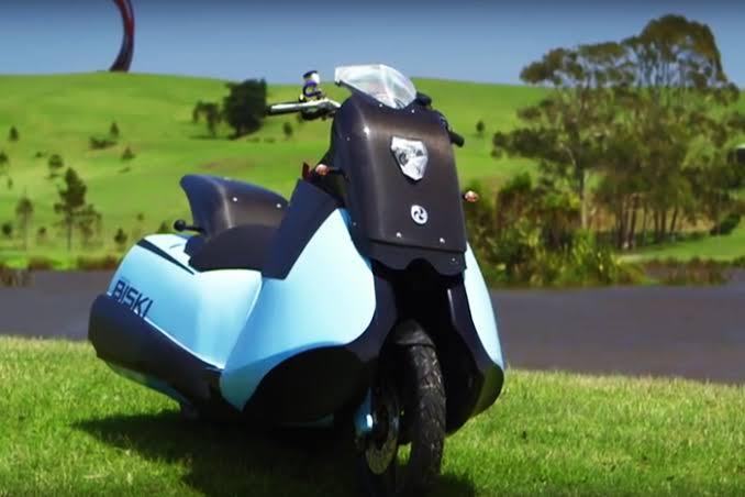 Sepeda Motor Perlu Dikembangkan Di Air, Bermanfaat, Terutama Musim Banjir